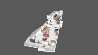 appartement A26 de type T3