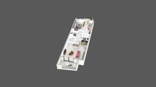 appartement B32 de type T3