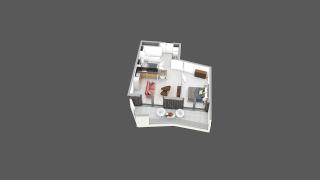 appartement C36 de type T2