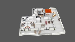 appartement C41 de type T4