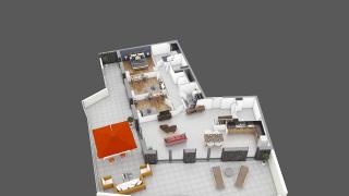 appartement C42 de type T4