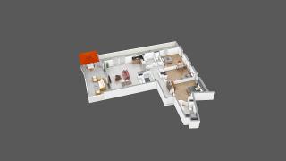 appartement C43 de type T4